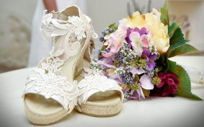 Novedades en calzado para novia